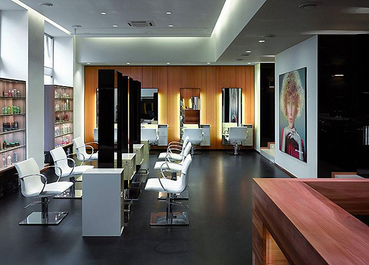 salon coiffure design