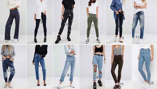 jean mode