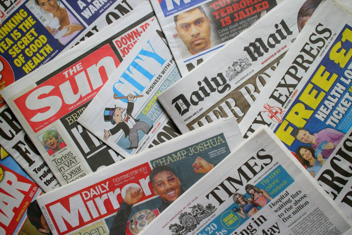 Les meilleurs news people sont dans les magazines !