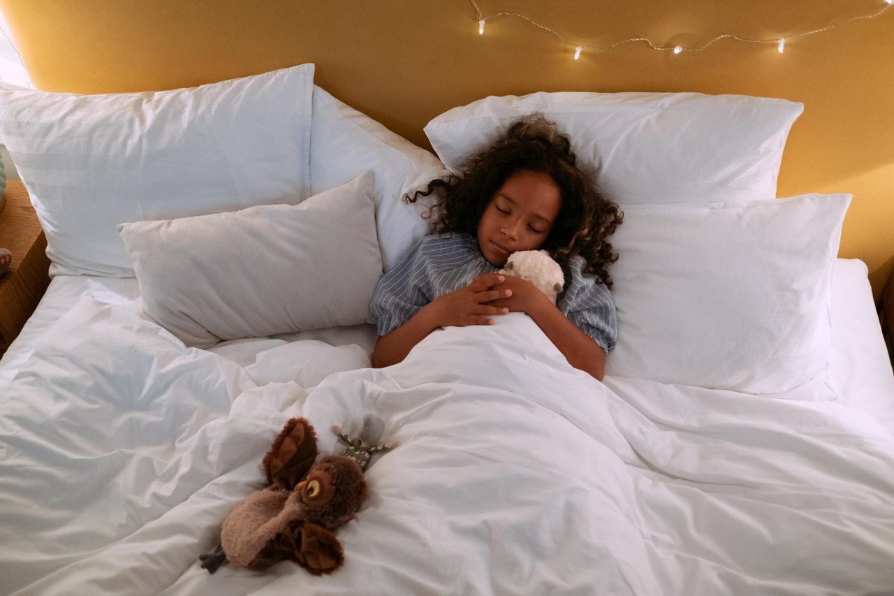 Quel est le rythme de sommeil idéal pour un enfant ?