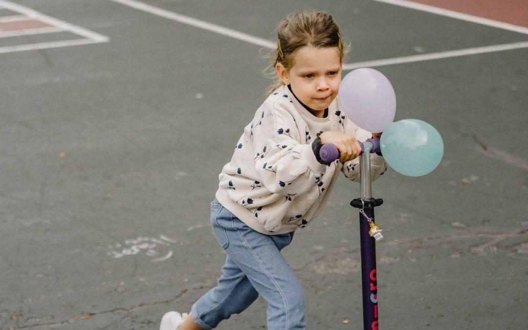 Comment bien choisir la trottinette électrique de votre enfant ?