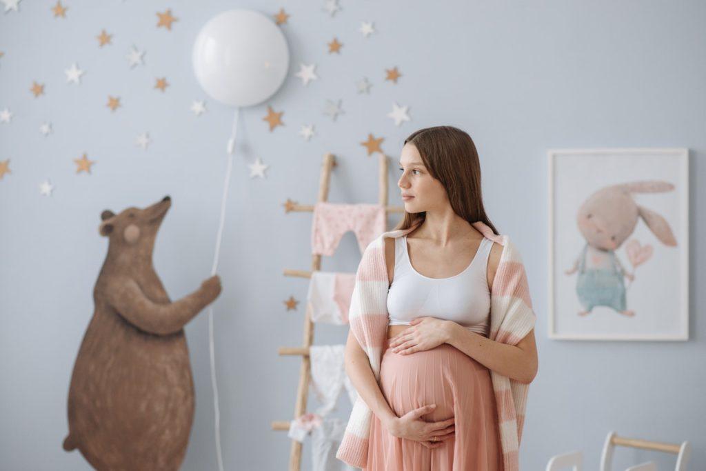 Bola femme enceinte